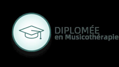 logo diplome musicotherapie florie bouilloux