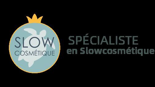 logo slowcosmetique florie bouilloux